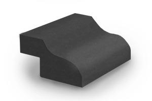 Кромка FS 40 с радиусом скругления 20 + 20 мм